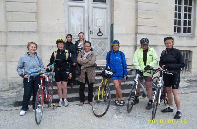 6ème Rando-Vélo Féminine pour la Paix au Proche-Orient