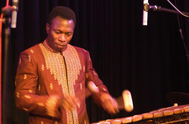 Proposition de spectacle : musique africaine au théâtre de Verdun