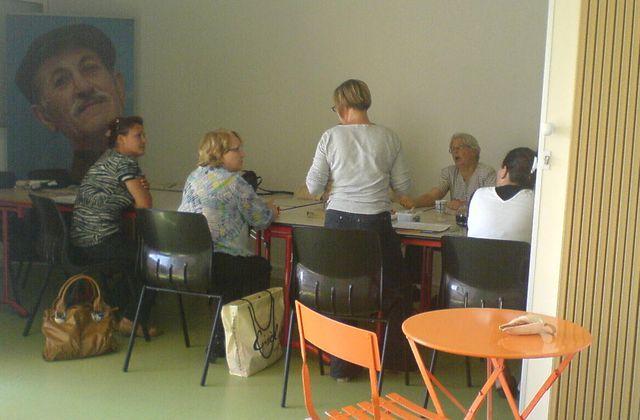 Expo 2010 : réunion des bénévoles pour les animations scolaires