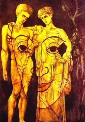 Francis Picabia - Desnos - 1923