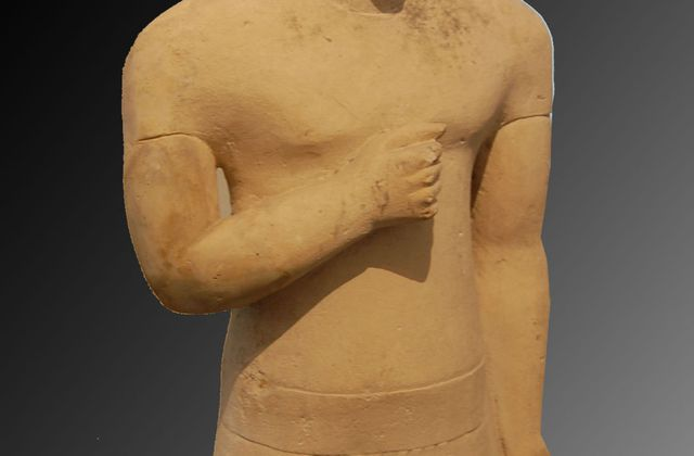 Grece antique - Kouros