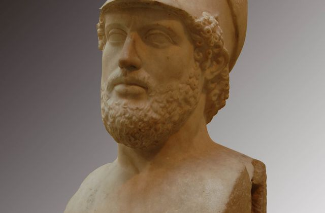 Pericles buste