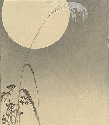 Ohara Koson - Lune