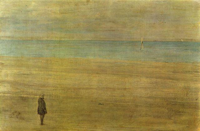 James Whistler - Théodore Duret