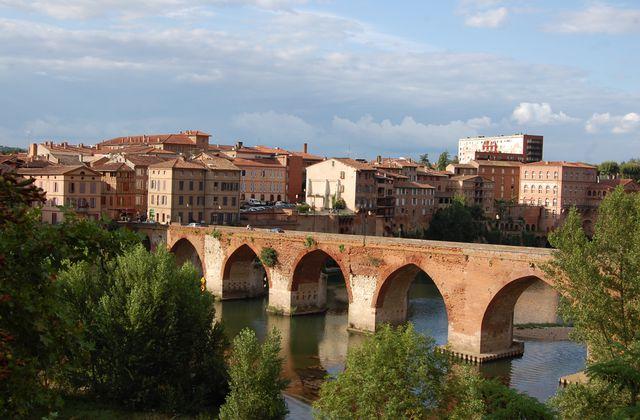 Pont Vieux - Albi