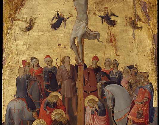 Fra Angelico - Crucifixion