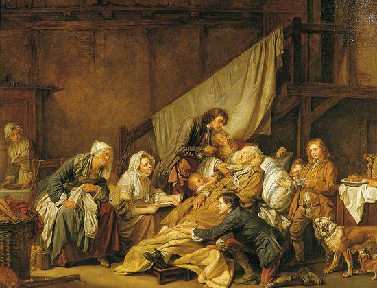 Jean-Baptiste Greuze - Jean-Joseph Taillasson