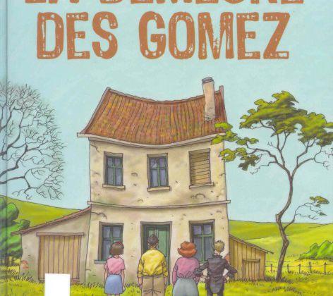 MIGUELANXO PRADO - La demeure des Gomez - Ed. Casterman