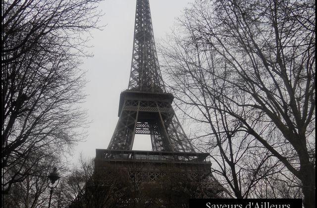 Visite de la Tour Eiffel en mode VIP ;)