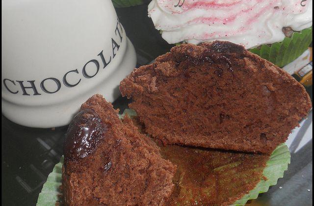 Muffins au chocolat (comme à Broadway ^^)