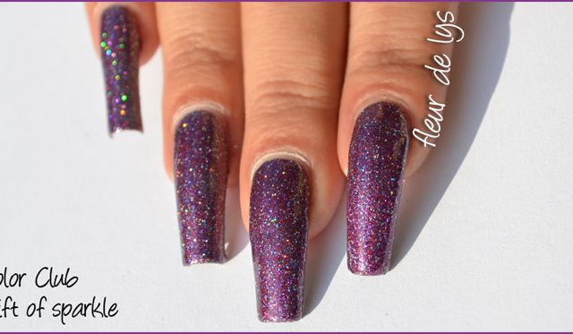 Color Club - Gift of Sparkle ( Winter Affair Collection )