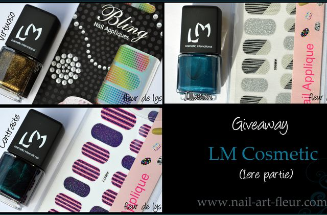 Giveaway LM Cosmetic Collection Baroque (part1)
