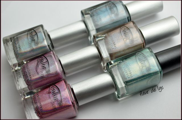 News Color Club In Halo Hues & Layla Softouch Collection