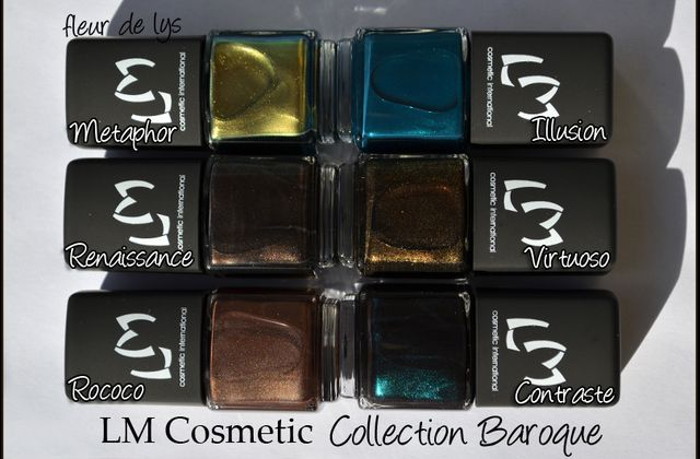 News LM Cosmetic, Color Club, OPI, etc...