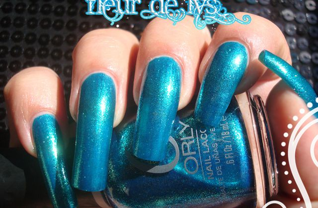 Orly : Halley's Comet ( Cosmic FX Collection )