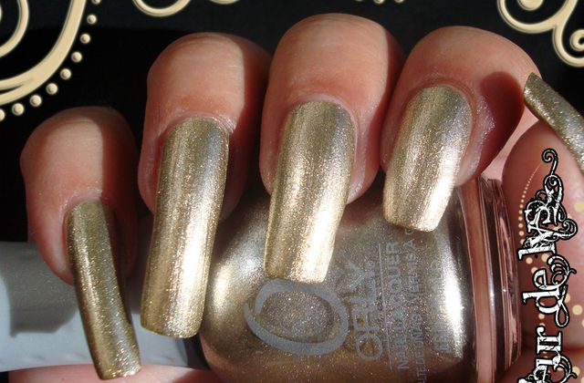 Orly : Luxe ( Foil Fx Collection )