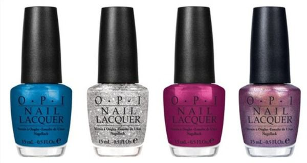 OPI Swimsuit... Nailed it! ( Miss Universe Collection )