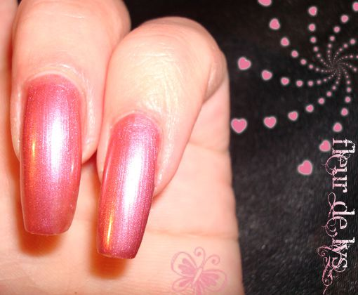 OPI Blushingham Palace