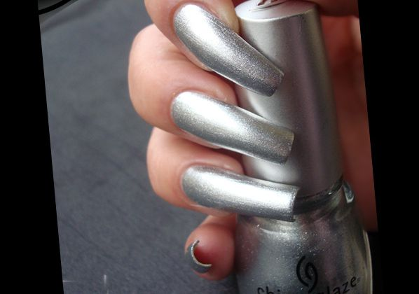 China Glaze : Cheers to you