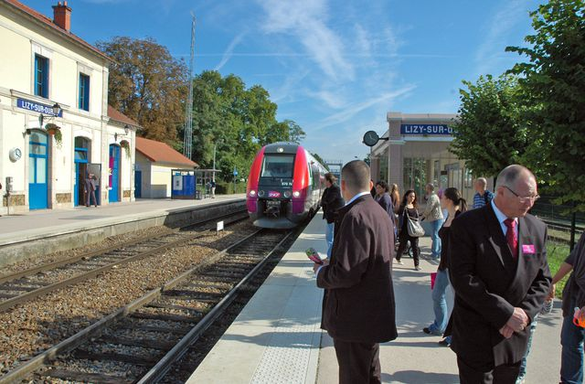 Ligne « P » comme Perfusion…