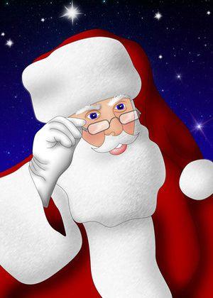 Ma lettre au Père Noël...