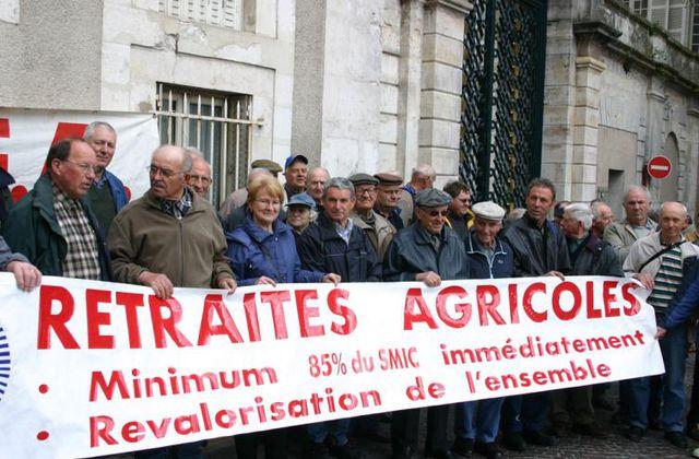Retraites agricoles : de nouvelles ressources sont indispensables