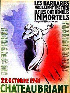 Allocution lors du 71ème anniversaire de la fusillade de Châteaubriant