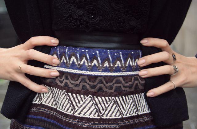 La folie des jupes tapisserie!