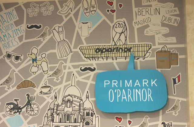 Ouverture Primark O'Parinor