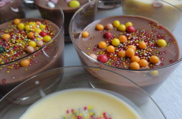 Atelier p'tits cuistots : verrines de crème dessert, esprit cupcakes !