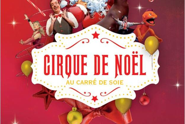 Le Cirque Imagine de Noël