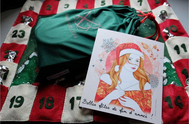 🎄 Ma boîte à beauté de Noël 🎄