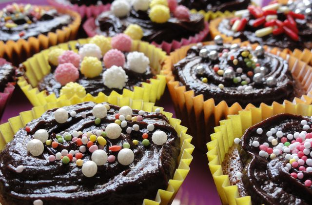Mes premiers cupcakes (recette inratable)