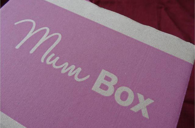La Mum Box, une box vraiment pas comme les autres !