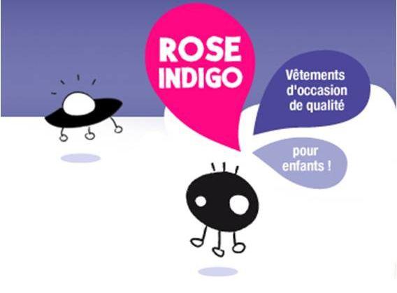 Je vais te faire voir la vie en Rose Indigo !