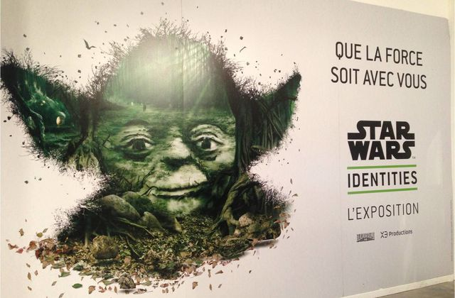 Star Wars Identities : l'expo à Lyon !