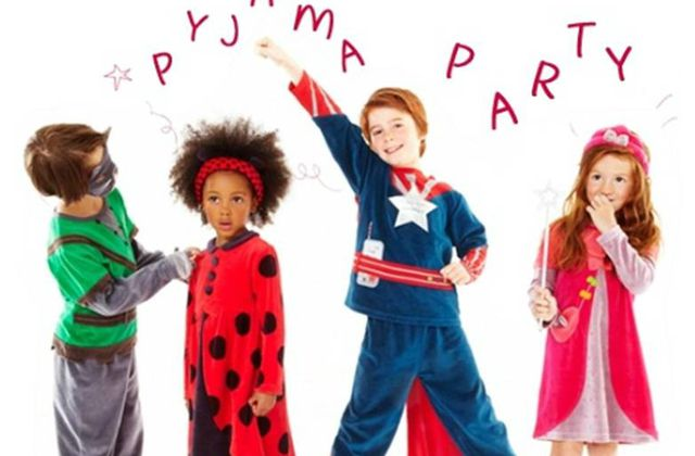 Vive les surprises de la Pyjama Party !