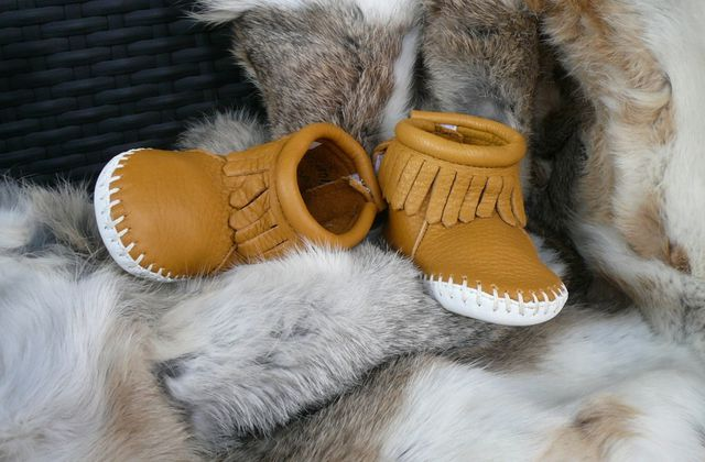 Shoes for Papoose