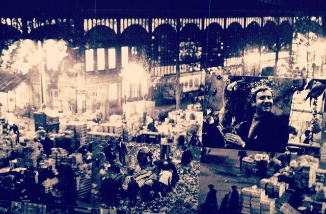Doisneau, Paris les Halles : plongée dans le ventre de Paris