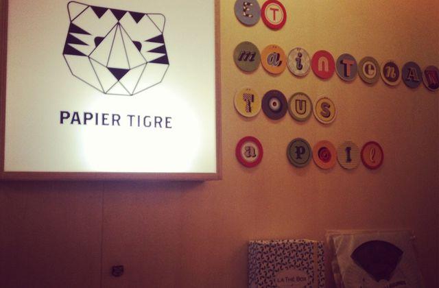 Papier Tigre : la papeterie qui fait grrr...