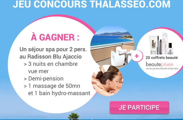 Concours Thalasseo.com