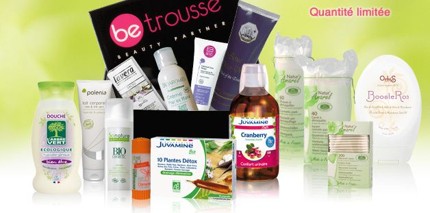 Be Trousse Bio