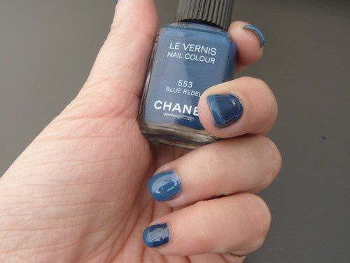 French bleue Chanel