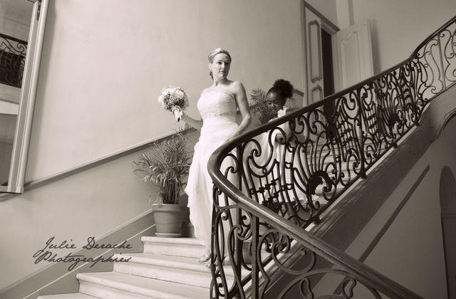 Mariage américain au Château de Roquelune | Photographe Mariage Pézenas