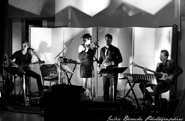 Listen'Up All Stars Band | Photographe Corporate | Photographe Domaine de Verchant