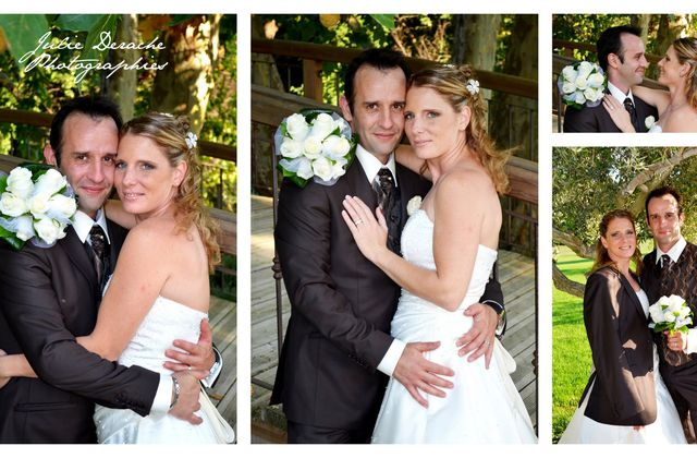 Marianne & Cyril | Mariage d'automne | Photographe mariage Manade Paulin 3/3