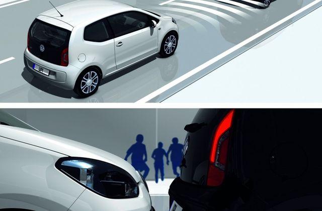 Euro NCAP attribue son Advanced Award à la Volkswagen Up!