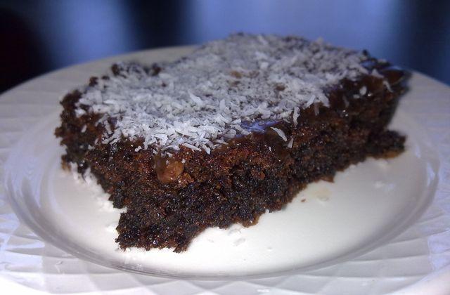 Le gâteau au chocolat de Tabou !