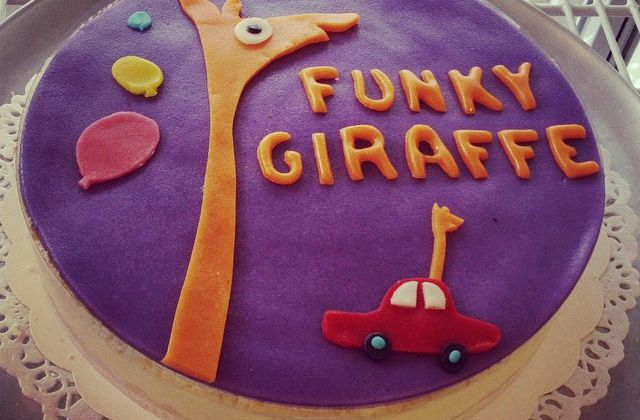 Happy 2 ans Funky Giraffe! (bon plan )