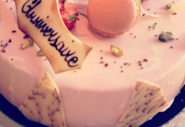 Happy blogbirthday!